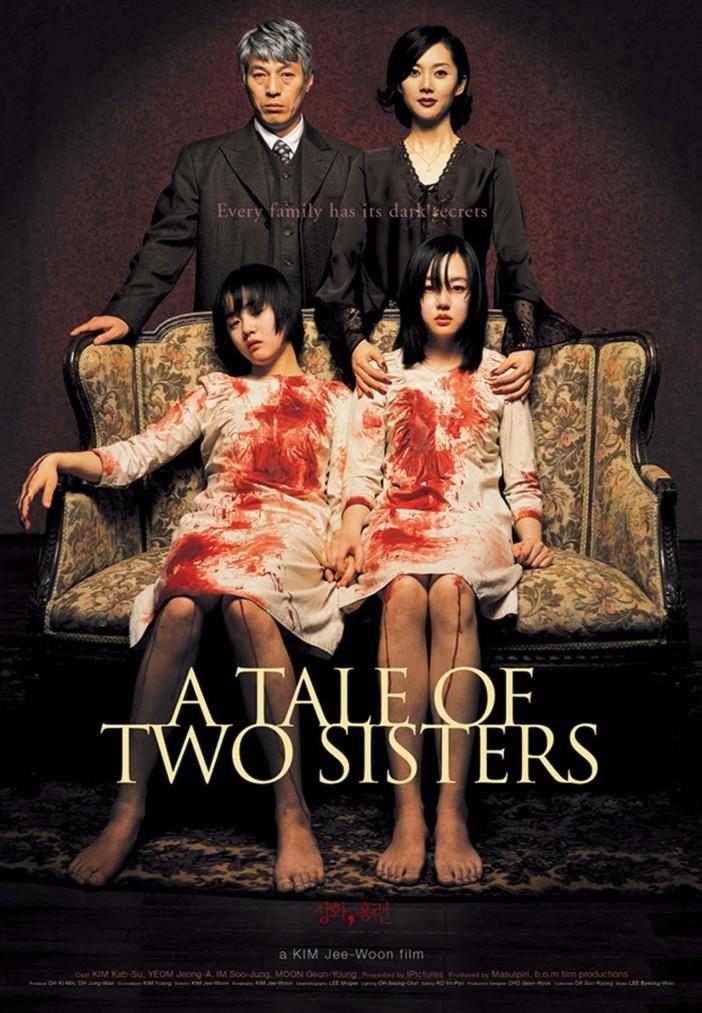 a tale of two sisters كوردبێست