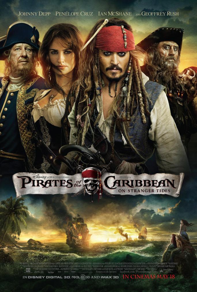 Pirates Of The Caribbean: On Stranger Tides (Dub) كوردبێست
