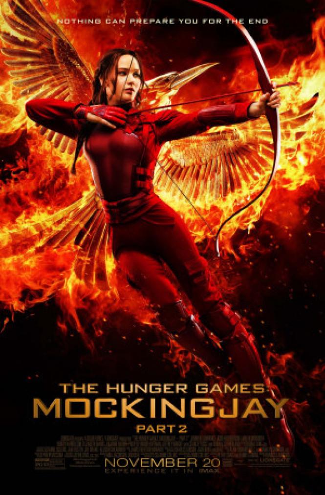 The Hunger Games: Mockingjay - Part 2 kurdbest