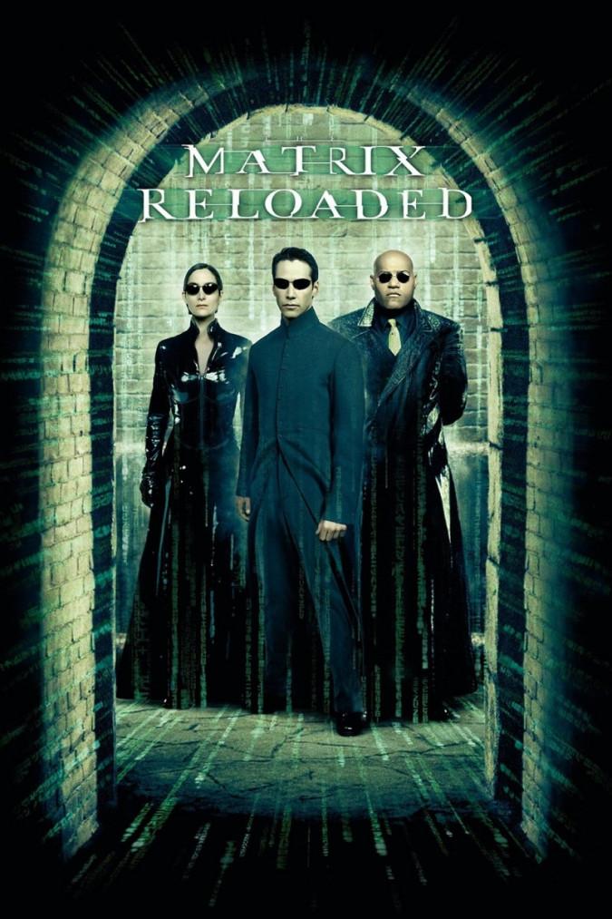 The Matrix Reloaded كوردبێست