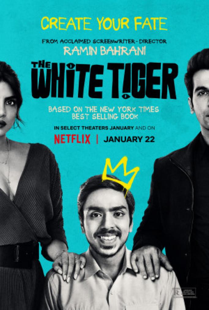 The White Tiger كوردبێست