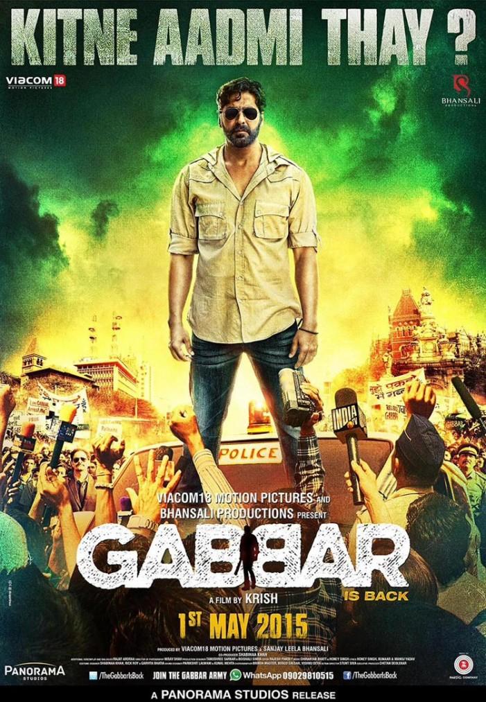 Gabbar Is Back (Dub) kurdbest
