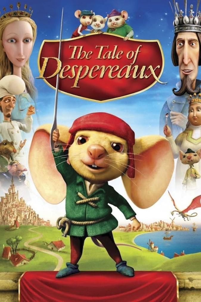 The Tale of Despereaux (Dub) كوردبێست