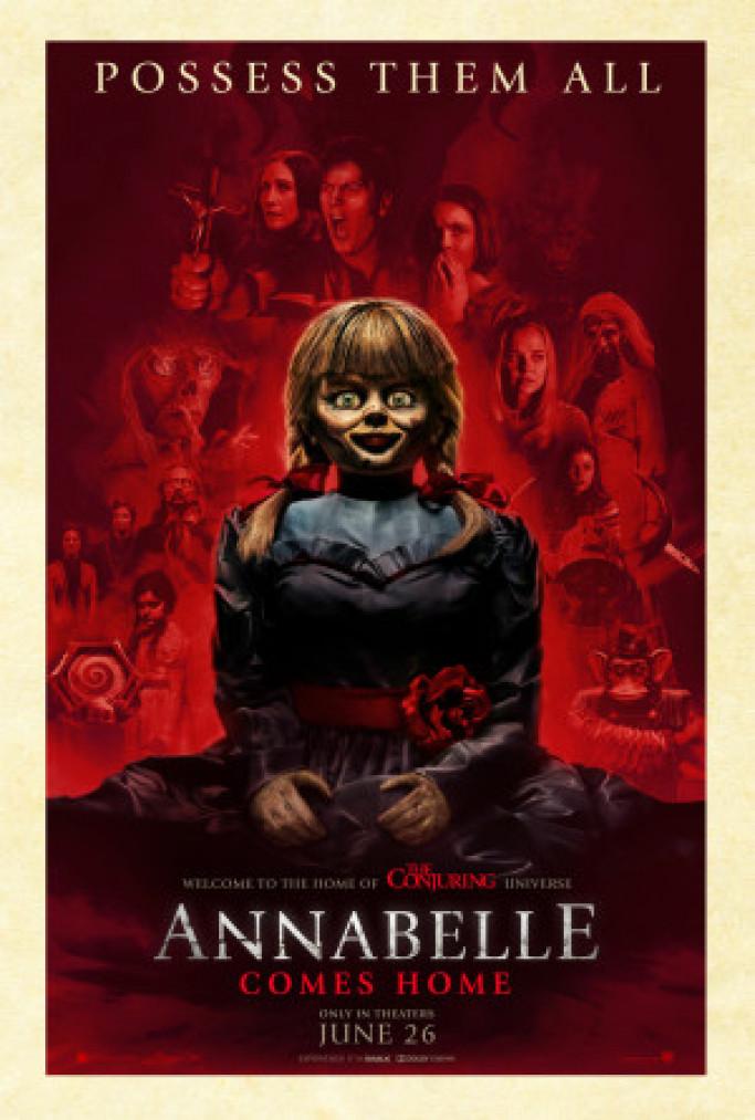 Annabelle Comes Home كوردبێست