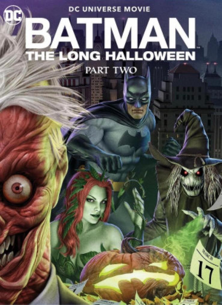 Batman: The Long Halloween, Part Two kurdbest