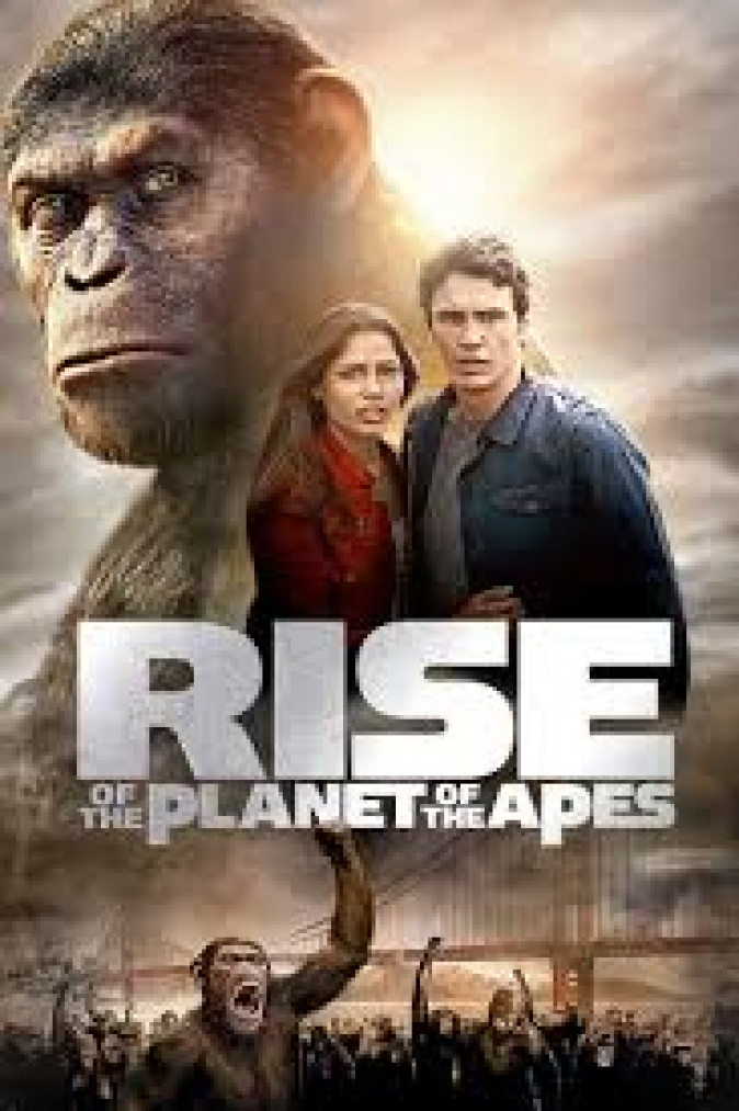 Rise Of The Planet Of The Apes كوردبێست