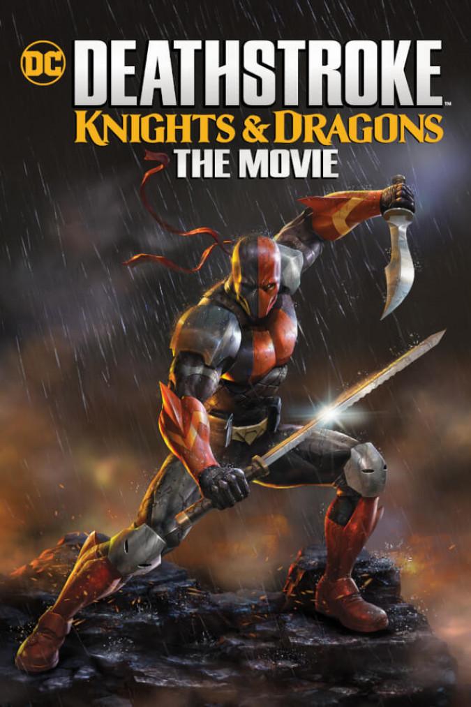 Deathstroke Knights & Dragons: The Movie كوردبێست