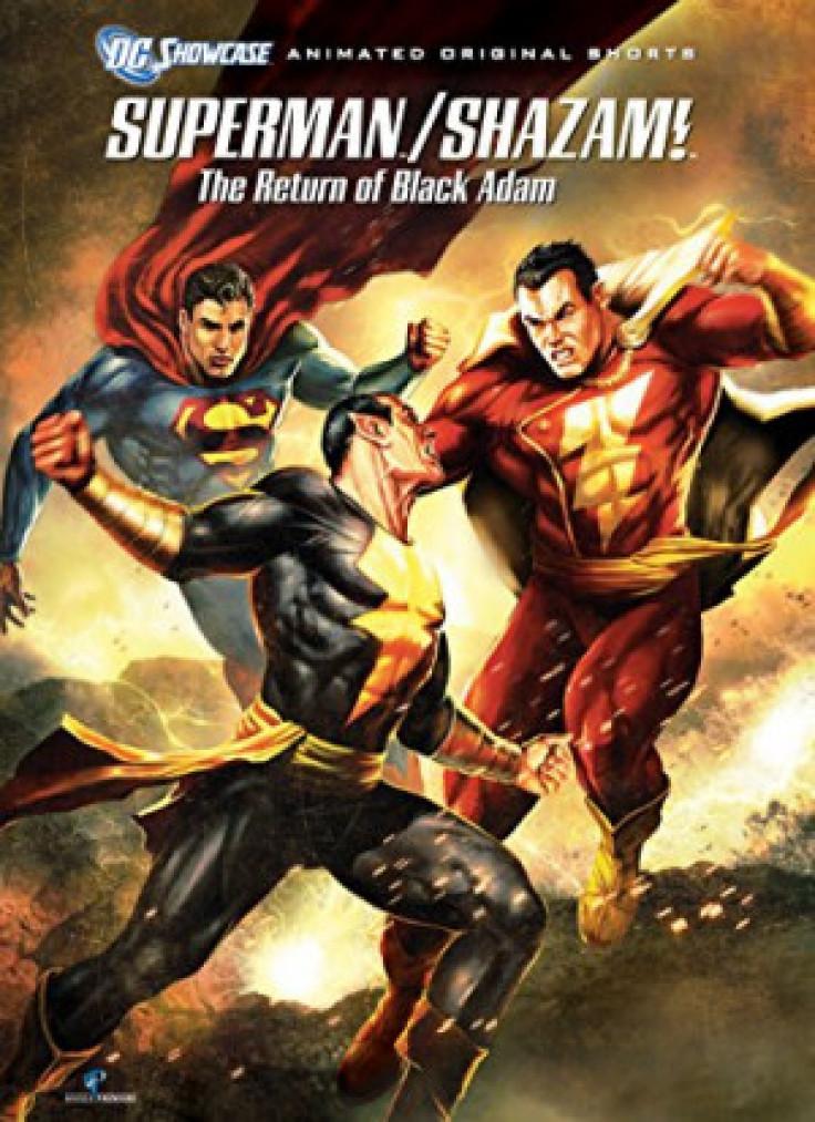 Superman/Shazam!: The Return of Black Adam kurdbest