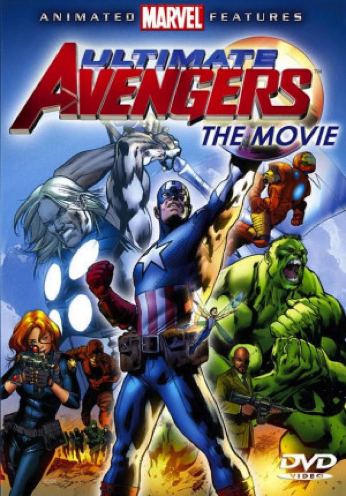 Ultimate Avengers كوردبێست