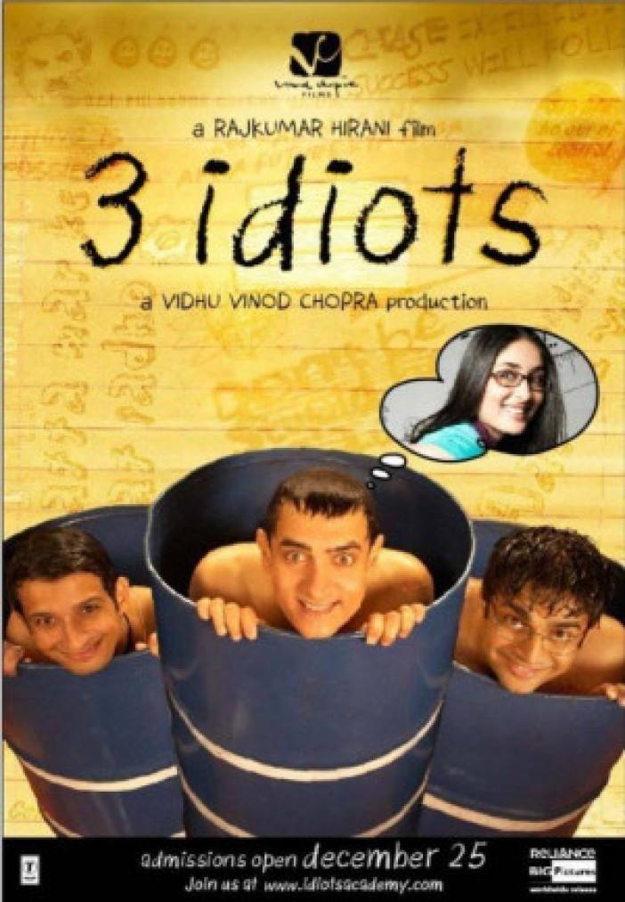 3 idiots كوردبێست