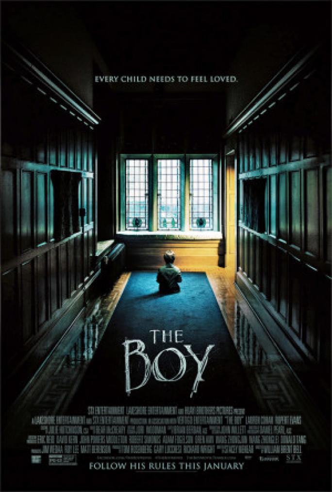 The Boy كوردبێست