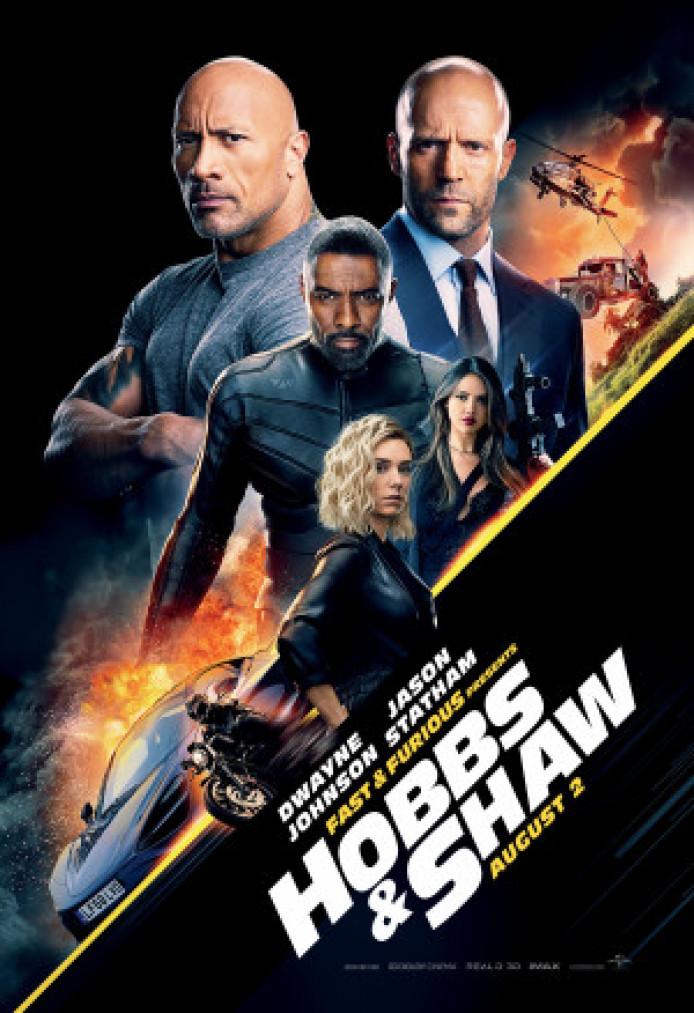 Fast & Furious Presents: Hobbs & Shaw kurdbest