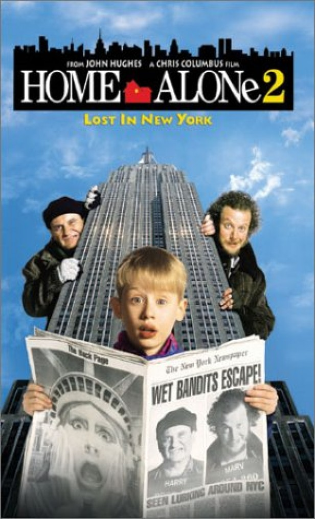 Home Alone 2: Lost in New York (Dub) kurdbest