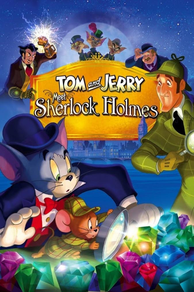 Tom and Jerry Meet Sherlock Holmes (Dub) kurdbest