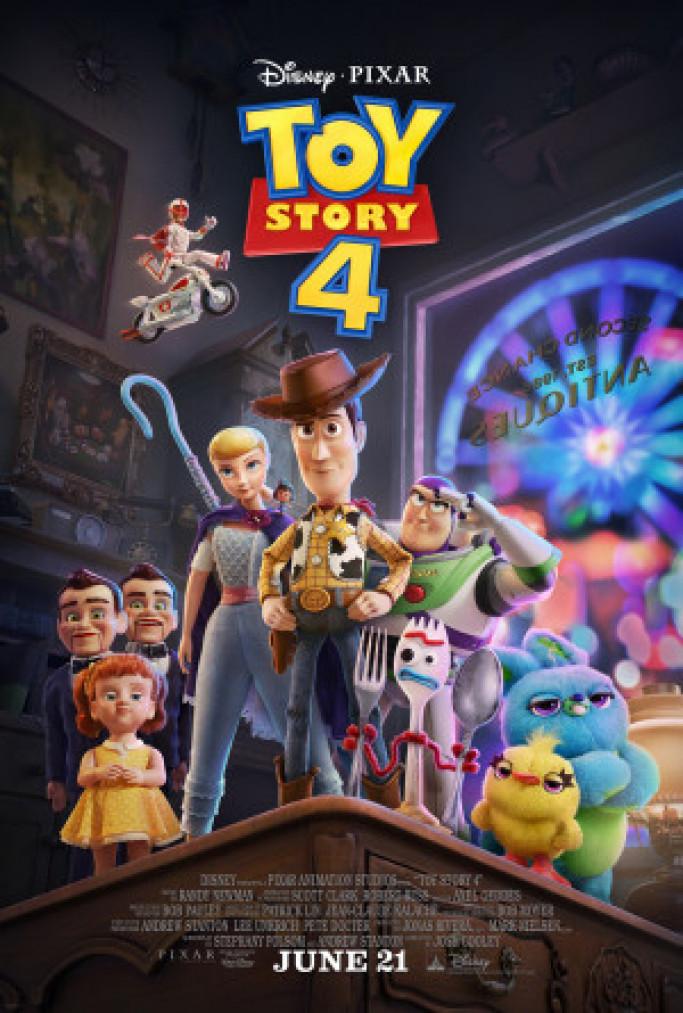 Toy Story 4 كوردبێست