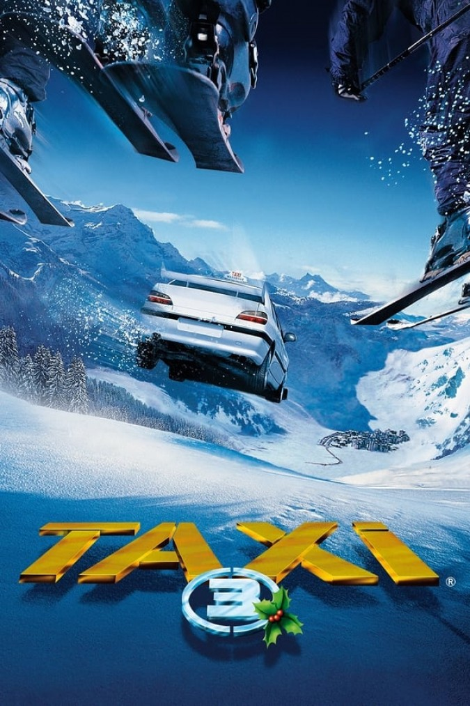 Taxi 3 (Dub) kurdbest