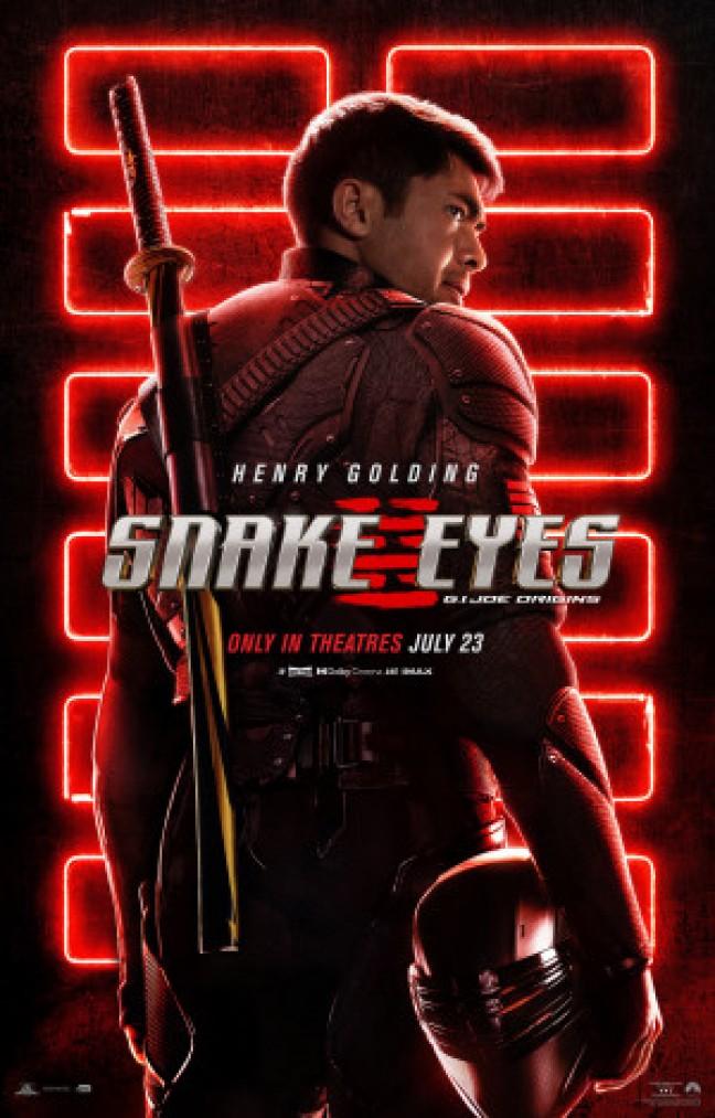Snake Eyes كوردبێست