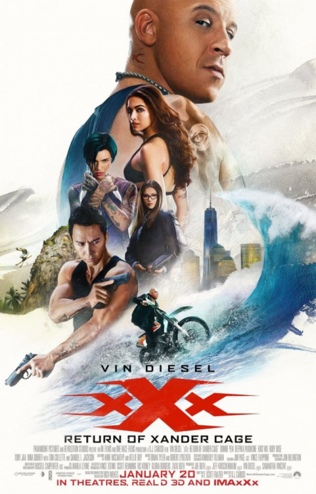 xXx: Return of Xander Cage (Dub) كوردبێست