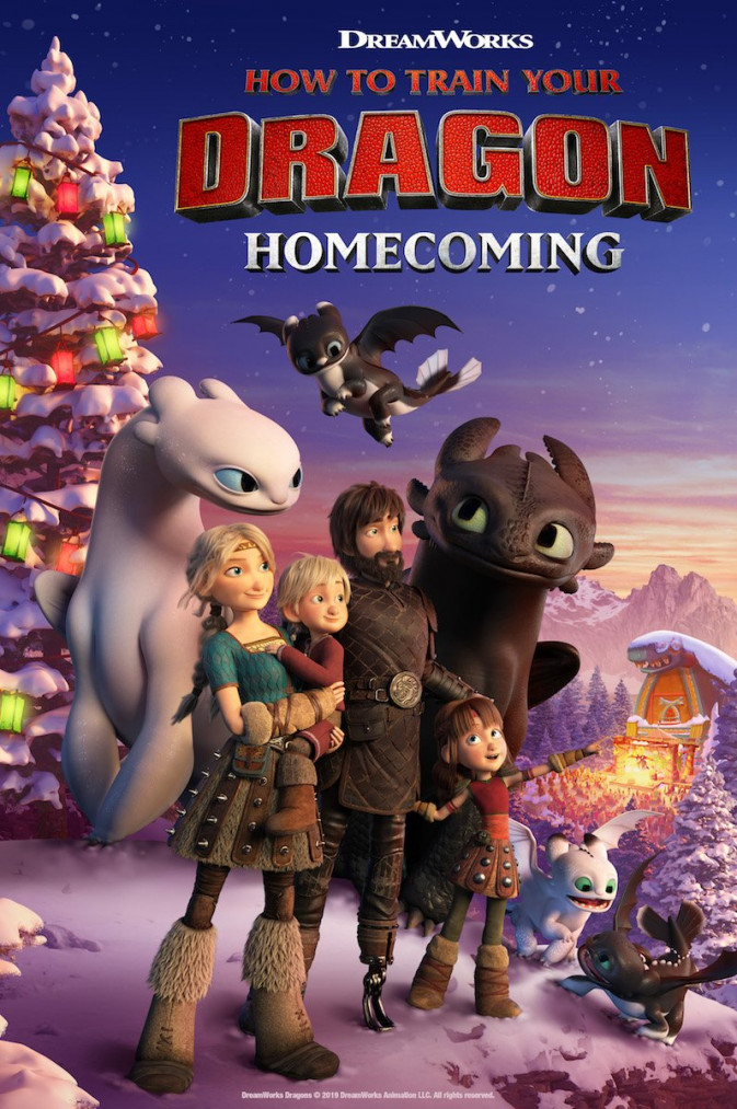 How to Train Your Dragon: Homecoming كوردبێست