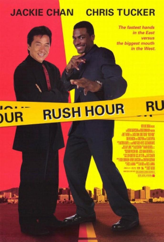 Rush Hour كوردبێست