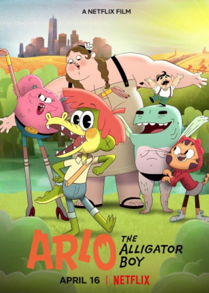 Arlo The Alligator Boy kurdbest