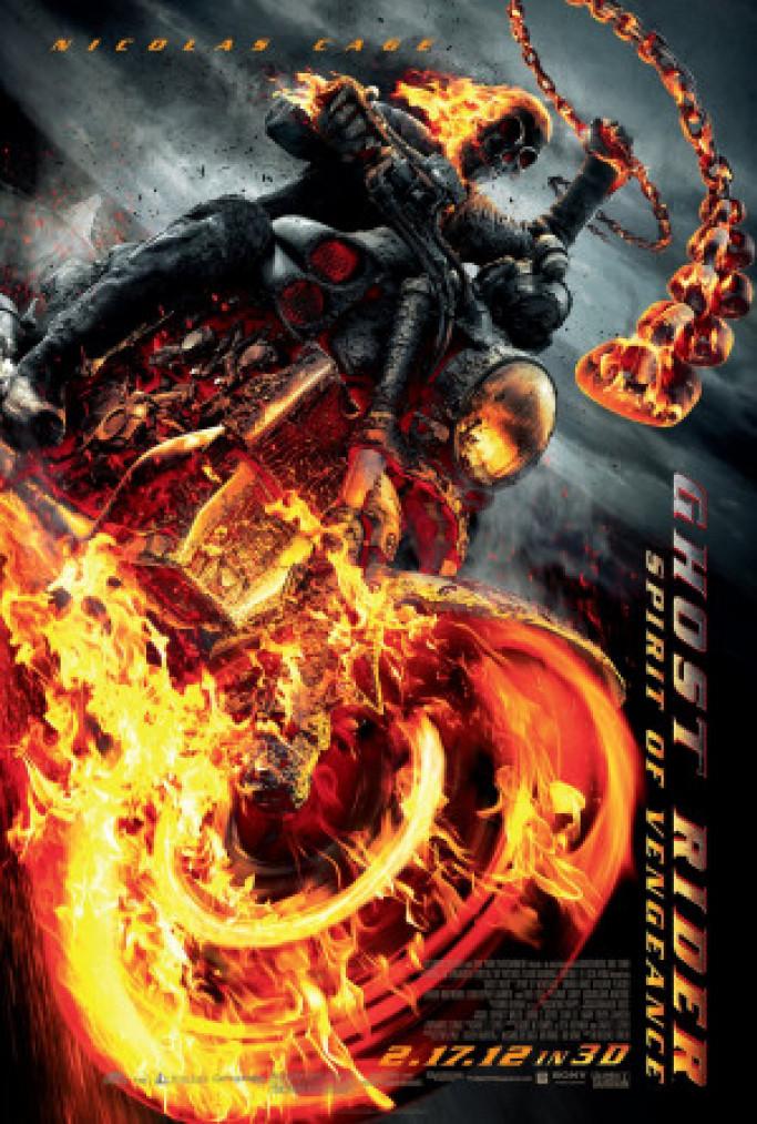 Ghost Rider: Spirit Of Vengeance كوردبێست
