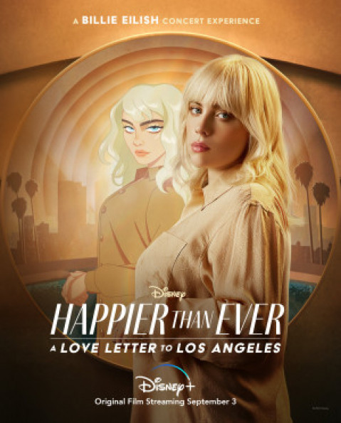Happier Than Ever: A Love Letter to Los Angeles كوردبێست