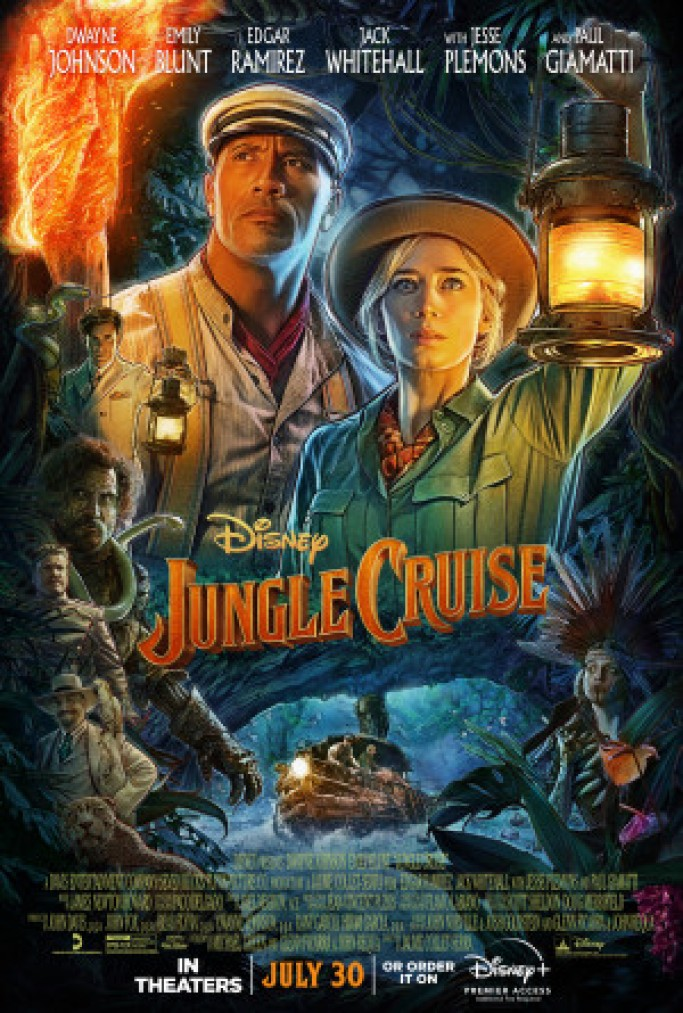 Jungle Cruise كوردبێست