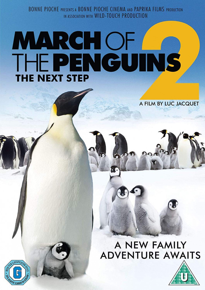 March Of The Penguins 2: The Next Step كوردبێست