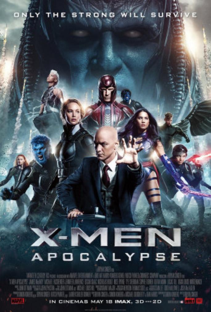 X-Men: Apocalypse kurdbest
