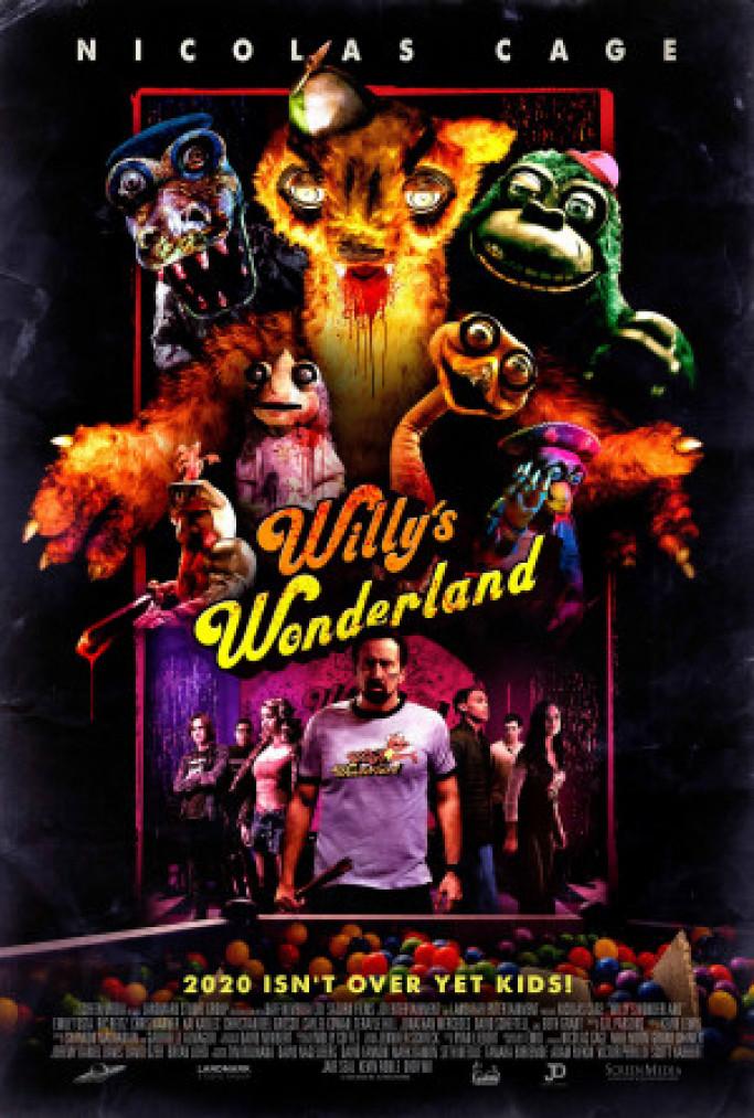 Willy's Wonderland kurdbest