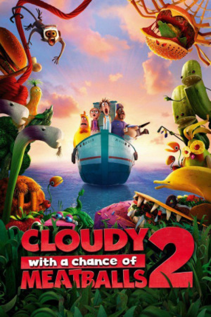 Cloudy with a Chance of Meatballs 2 kurdbest