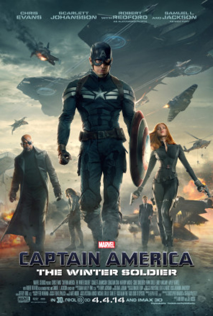 Captain America: The Winter Soldier kurdbest