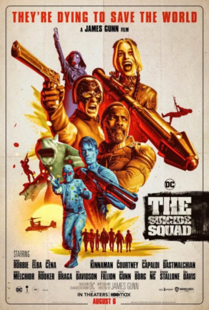 The Suicide Squad كوردبێست