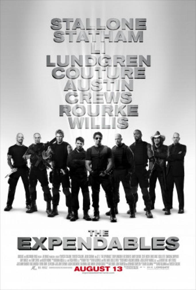 The Expendables كوردبێست