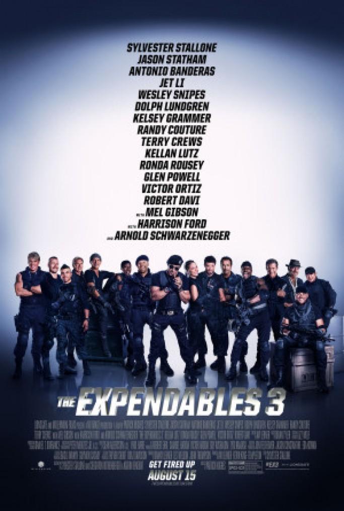 The Expendables 3 كوردبێست
