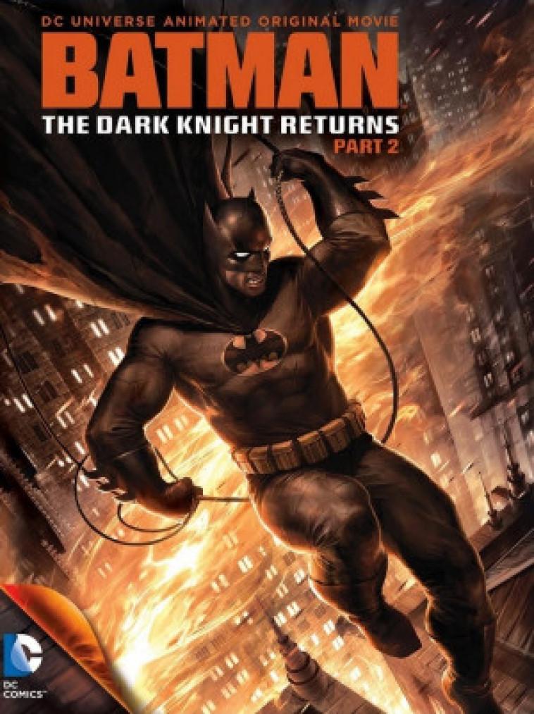 Batman: The Dark Knight Returns, Part 2 كوردبێست