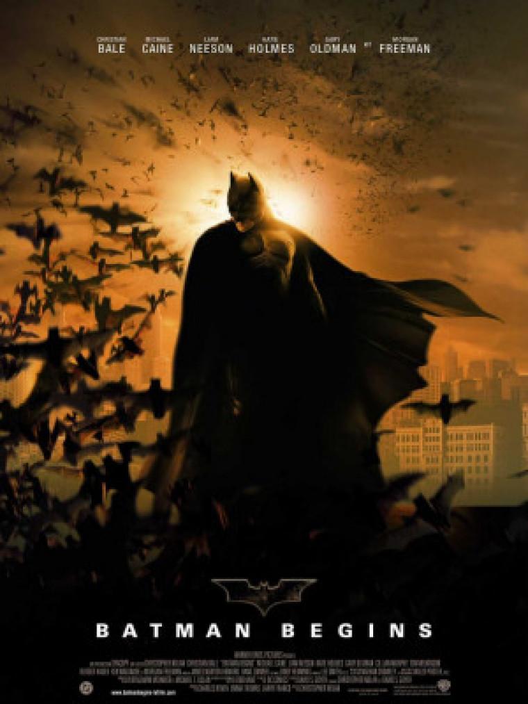 Batman Begins kurdbest