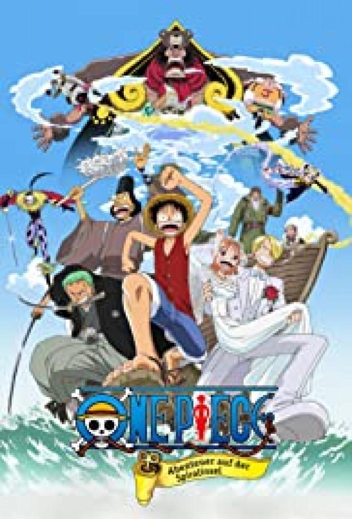 One Piece:Island Adventure كوردبێست