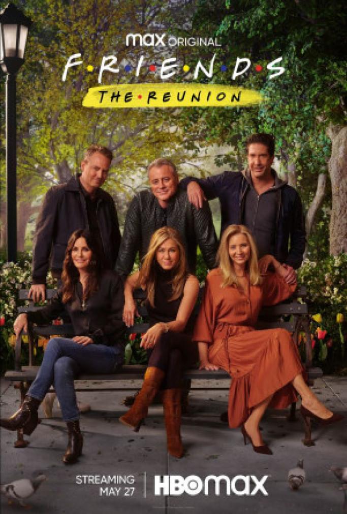 Friends: The Reunion كوردبێست