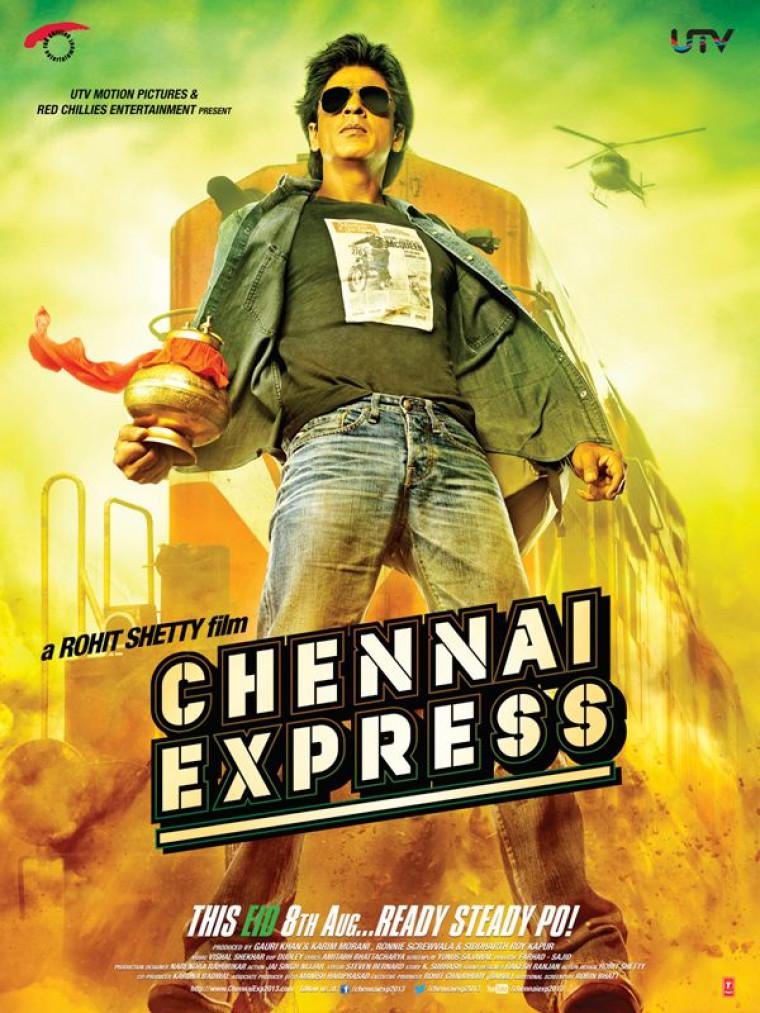 Chennai Express (Dub) kurdbest