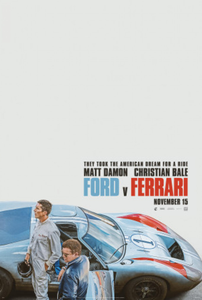 Ford v Ferrari كوردبێست