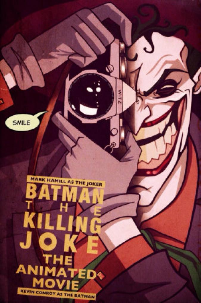 Batman: The Killing Joke كوردبێست