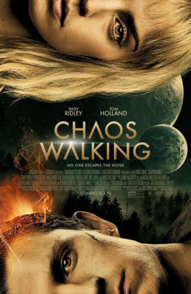 Chaos Walking كوردبێست