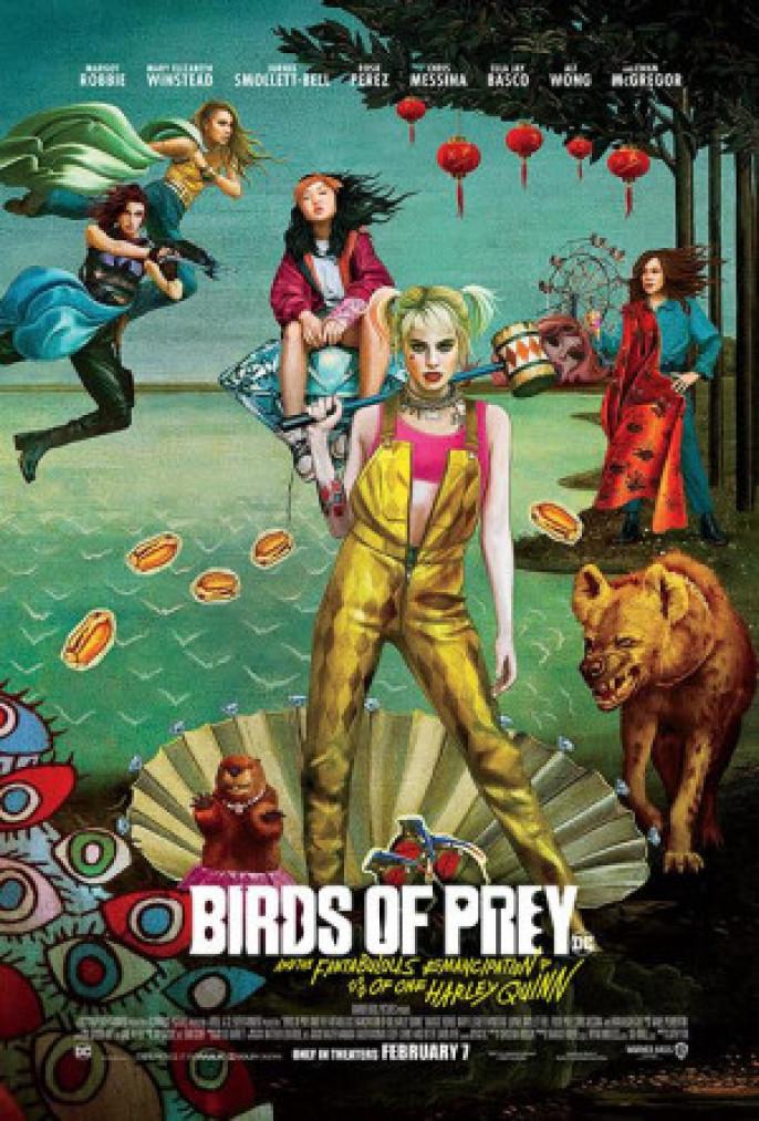 Harley Quinn: Birds of Prey كوردبێست