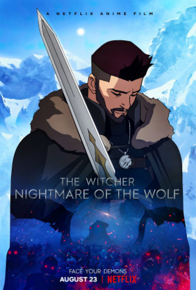 The Witcher: Nightmare Of The Wolf كوردبێست