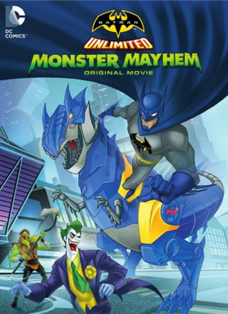 Batman Unlimited: Monster Mayhem kurdbest