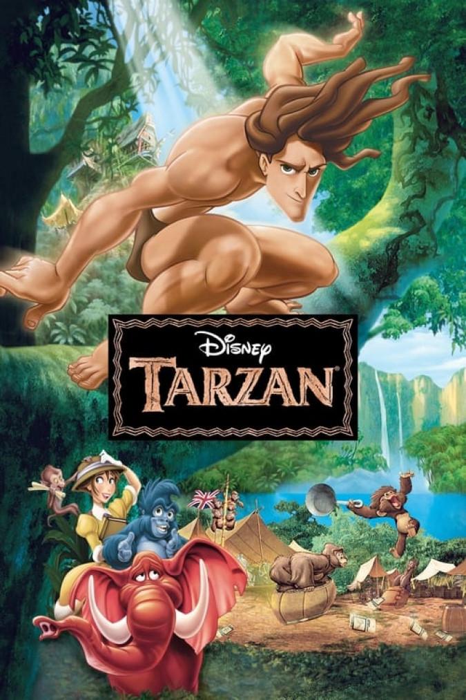 Tarzan (Dub) كوردبێست