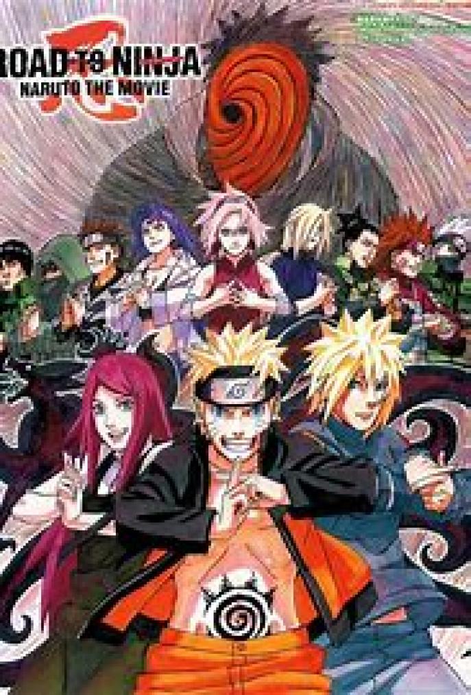 Road to Ninja: Naruto the Movie كوردبێست