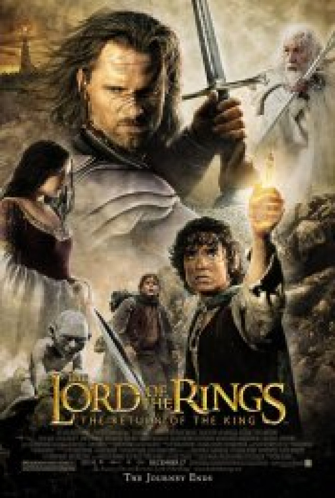 The Lord of the Rings: The Return of the King كوردبێست